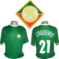 Uniformes do Cruzeiro, de 1921 a 2014