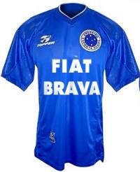 10f2ce03c8 Uniformes do Cruzeiro - CruzeiroPédia . . A História do Cruzeiro ...