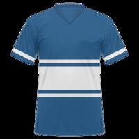 e3dc04daa3 Camisa usada no jogo contra o Atlético-MG no dia 1 de fevereiro de 1942  válido pelo Campeonato da Cidade 1941. Foi o último jogo do clube como  Palestra ...